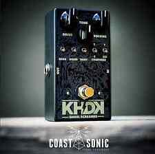KHDK Electronics Kirk Hammett Ghoul Screamer Overdrive