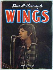 Beatles Paul McCartney & Wings Jeremy Pascall 1977