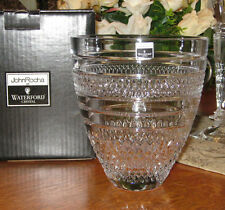 waterford John Rocha VOYA BOUQUET VASE    NEW - boxed
