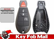 NEW Keyless Entry Key Fob Remote CASE ONLY 4 BUTTON For a 2010 Dodge Ram 2500