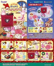 Re-Ment Miniature Sanrio My Melody Winter Vacation Full set of 8 pcs