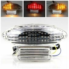 Clear Tail Light For Suzuki Gsx1300R Hayabusa Katana Gsx 600 Gsx600F 750