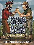 Paul Bunyan vs. Hals Halson: The Giant Lumberjack Challenge!