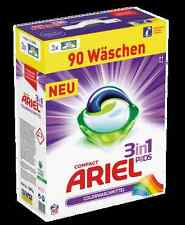 Ariel Compact 3in1 PODs Colorwaschmittel Waschmittel 90WL = 3 x 30er BOX Color