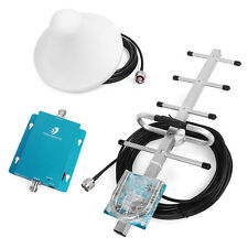Cellphone Mobile GSM 900mhz 3G Signal Repeater Booster Amplifier+ Yagi antenna