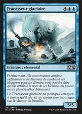 MTG Magic M15 - (4x) Glacial Crasher/Fracasseur glaciaire, French/VF