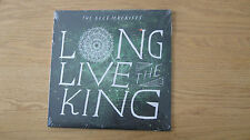 """THE DECEMBERISTS colin meloy 2011 NEW/SEALED """"long live/king"""" 10"""" FOLK INDIE EP"""