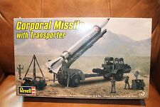 Revell Corporal Missile Launcher with Transporter (New) SEALED!!  Free S & H!
