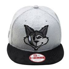 NEW Authentic New Era YUMS Oh My! Wolf Gray/Black Snapback 443S