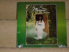 "MARCUS-""The Return"":  SEALED ORIGINAL private pressing LP/From The House Of Trax"