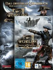 Two Worlds II: Pirates of the Flying Fortress + Lösungsbuch [Retail] - DE