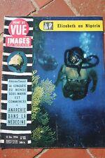 POINT DE VUE N° 400 1956 Elizabeth d'Angleterre Abel Gance