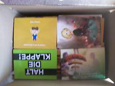 233 stück postkarte postkarten werbung für gewinnspiele oder zum sammeln