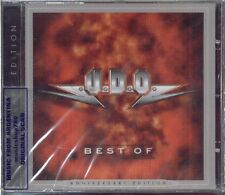 U.D.O. BEST OF ANNIVERSARY EDITION SEALED CD NEW UDO