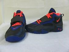 New! Boys Nike Shoes Air Speed Turf  Style 535735-002 Size 4.5Y Sunrise Pack 29T