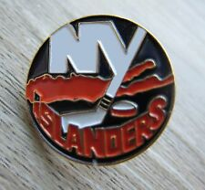 Eishockey - NHL - New York Islanders Logo  Pin - ca. 20 Jahre alt - Rar!