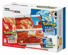 Nintendo 3DS (New 2016 Model) Pokemon 20th Anniversary Edition Game Console