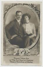 AK Prinz Ernst August und Prinzessin Viktoria Luise  ( N681)