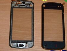 Genuine Original Nokia N97 Digitizer Front Cover Fascia Housing Black