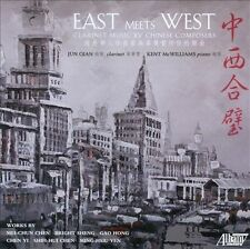 East Meets West: Clarinet Music by Chinese Composers