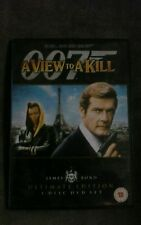 A View To A Kill (2-Disc ultimate edition)  JAMES BOND. new - not sealed.