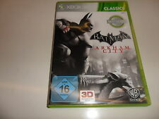 Xbox 360 Batman: Arkham City