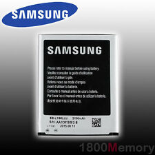 GENUINE Samsung Galaxy S III 3 S3 GT-i9300 2100mAh 3.8V 7.98Wh Standard Battery