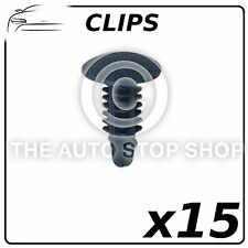 Clips - Bumper To Fit Nissan Micra Part Number: 11779 Pack of 15 In Plastic Bag