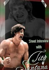 Tito Santana Shoot Interview Wrestling DVD,  WWF