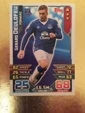Match Attax Season 15/16 #105 Gerard Deulofeu - Everton FC