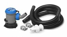 600 GPH Bilge Pump with Plumbing Kit