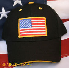 TACTICAL HAT CAP USA US FLAG PIN UP GIFT BORDER PATROL CIA FBI DEA POLICE SWAT