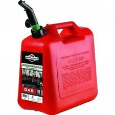 Briggs  Stratton 85053 5-Gallon Gas Can Auto Shut-Off, New, Free Shipping