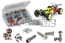 Associated RC10B64D 1/10th 4wd Stainless Screw Kit