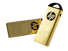HP 32GB v225w Pen Drive 32 GB Metal Golden