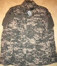 US ARMY ACU SHIRT SIZE: XSMALL REGULAR USED (31_268)