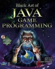 Black Art of Java Game Programming with CDROM, Ries, Eric, Tenitchi, Calin, Fan,
