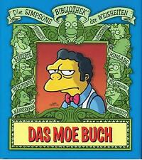 Simpson Biblioteca de la sabiduría-Moe libro, Panini