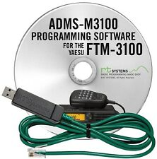 RT Systems ADMS-M3100 Programming Software and USB-29F for the Yaesu FTM-3100R