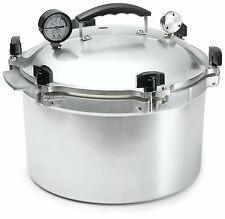 All American 15.5 QT Pressure Cooker/Canner, 915 New