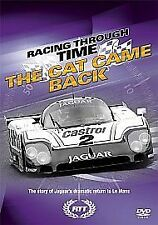 Racing Through Time - The Cat Came Back - Jaguar's Return To Le Man (DVD, 2009)