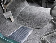 BedRug Custom 8 Piece Front Carpet Kit Jeep Wrangler YJ CJ7 76-95 BRCYJ76F
