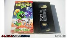 Marvin the Martian - Space Tunes (VHS, 1998) TESTED! free shipping!