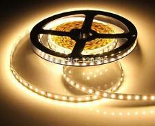 2835 CHIP Based LED strip light with power supply - 5m- Warm White Yellow color
