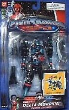 "Power Rangers SPD Shadow Delta Morphin Ranger New 6"" Factory Sealed"