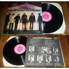 THE JAGGERZ - We Went To Different Schools Together LP Soul Funk Psych US 70'