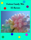 COTTON CANDY FLAVORING to mix WITH SUGAR floss flavoring for concession sales