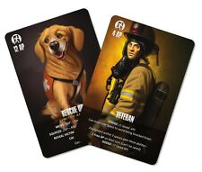 Flash Point: Veteran & Rescue Dog Expansion Firefighter Board Game Indie