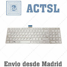 KEYBOARD SPANISH for Toshiba Satellite  P850D White