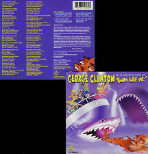 GEORGE CLINTON  get yo ass and swim like me  BILL LASWELL / CD SINGLE